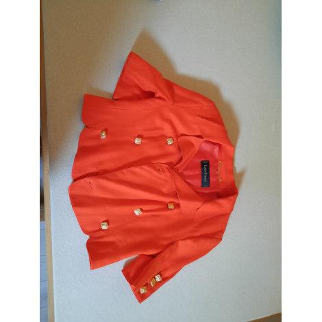 Blazer, veste tailleur LOUIS FÉRAUD Orange