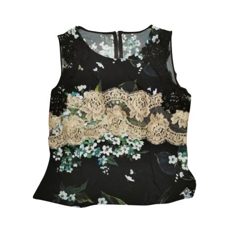 Top, tee-shirt DOLCE & GABBANA Multicouleur