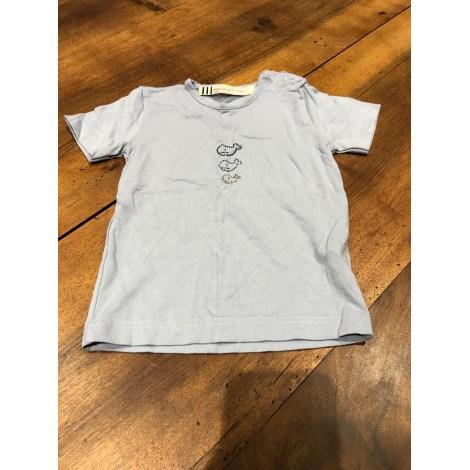 Top, tee shirt LE PHARE DE LA BALEINE Bleu clair