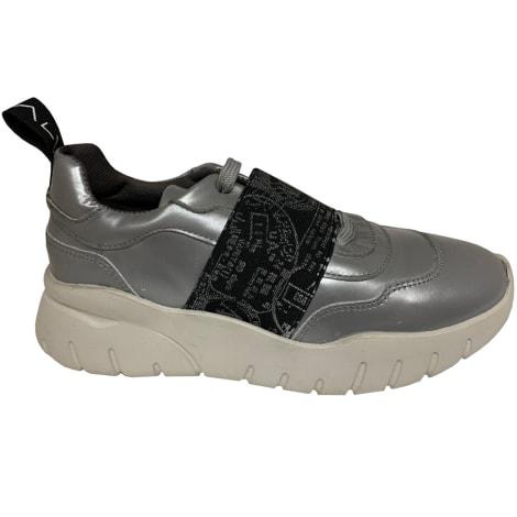 Sports Sneakers ALVIERO MARTINI Silver