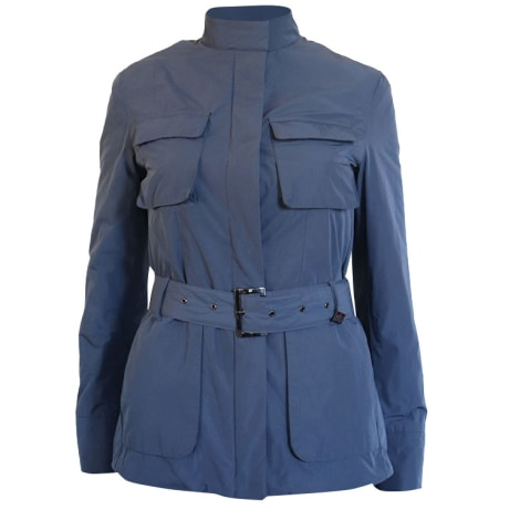Blouson CALVIN KLEIN Bleu, bleu marine, bleu turquoise