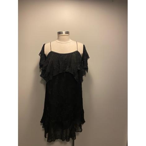 Robe mi-longue IRO Noir