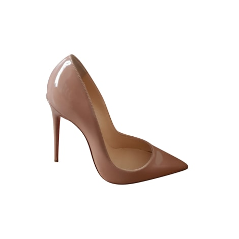 Pumps CHRISTIAN LOUBOUTIN Beige