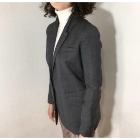 Blazer, veste tailleur THE KOOPLES Gris, anthracite