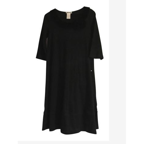Robe mi-longue SONIA RYKIEL Noir