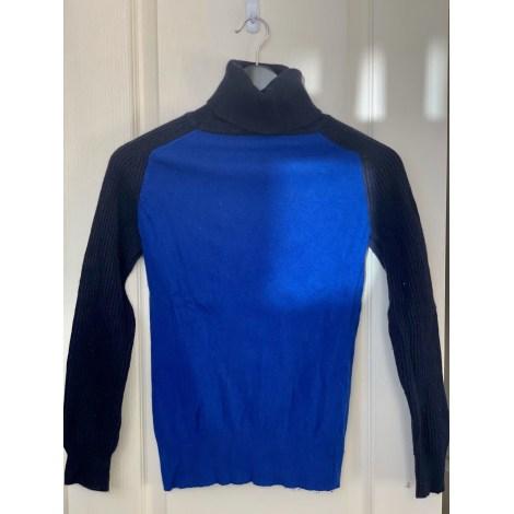 Col roulé SANDRO Bleu, bleu marine, bleu turquoise