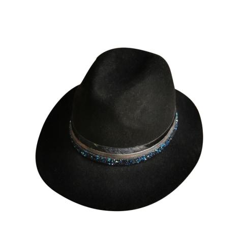 Chapeau HIPANEMA Noir