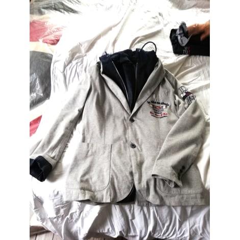 Blazer, veste tailleur DESIGUAL Gris, anthracite
