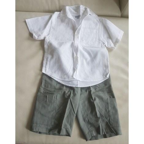 Anzug, Set für Kinder, kurz ARTHUR ET FÉLICIE Grau, anthrazit