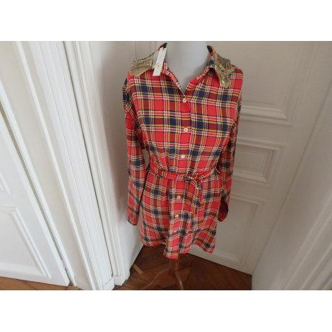 Robe tunique MARC JACOBS Rouge, bordeaux