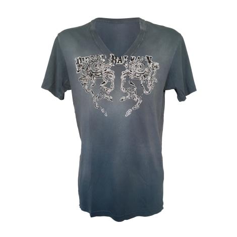 Tee-shirt PIERRE BALMAIN Gris, anthracite