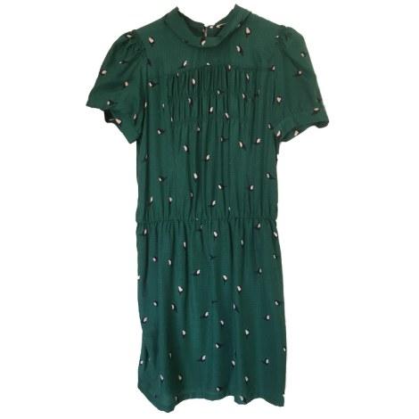 Robe courte SESSUN Vert