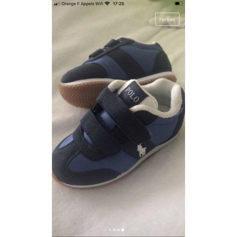 Sneakers RALPH LAUREN Blue, navy, turquoise