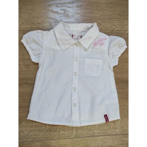 Chemisier, chemisette LEVI'S Blanc, blanc cassé, écru