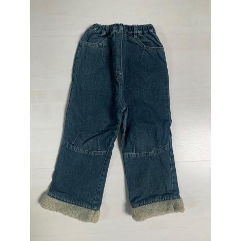 Pantalon MADEMOISELLE DE PETIT BOY Bleu, bleu marine, bleu turquoise