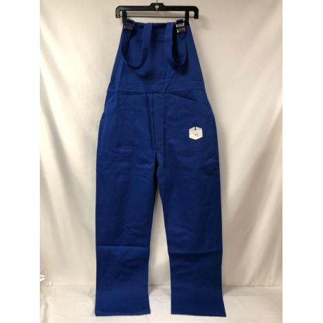 Latzhose SANFOR Blau, marineblau, türkisblau