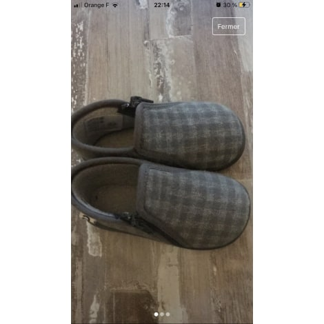 Chaussons ABSORBA Gris, anthracite