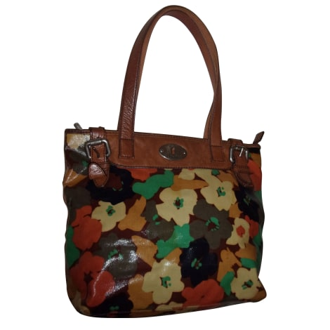 Lederhandtasche FOSSIL Mehrfarbig