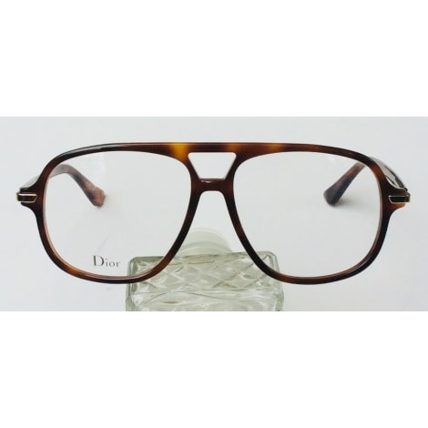 Eyeglass Frames DIOR HOMME Brown