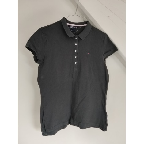 Polo TOMMY HILFIGER Gris, anthracite