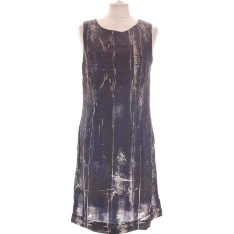 Mini-Kleid AVENTURES DES TOILES Violett, malvenfarben, lavendelfarben