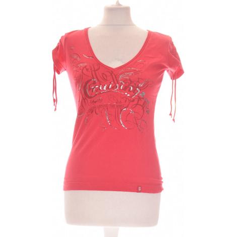 Top, tee-shirt ESPRIT Rouge, bordeaux
