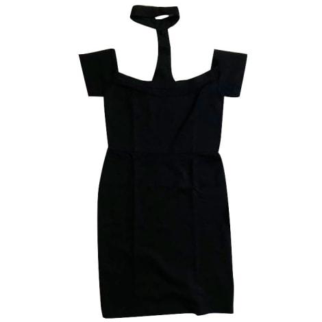 Robe courte GUESS Noir