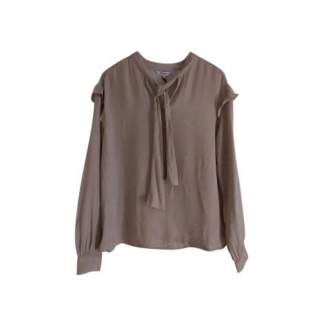 Blouse NICOLE FAHRI Gray, charcoal