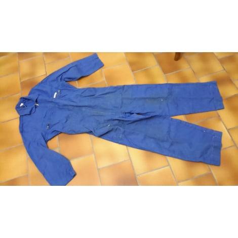 Latzhose MARQUE INCONNUE Blau, marineblau, türkisblau