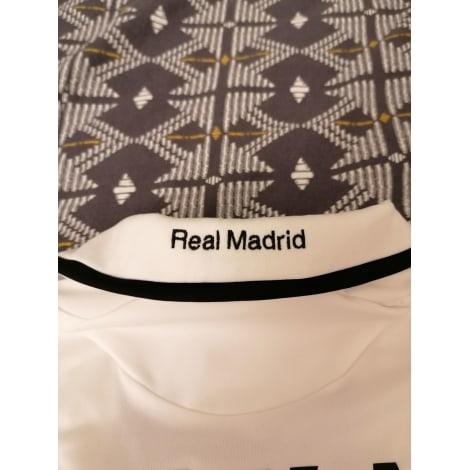 Tee-shirt ADIDAS Blanc, blanc cassé, écru