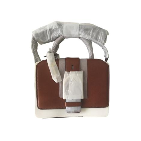 Lederhandtasche FOSSIL Braun