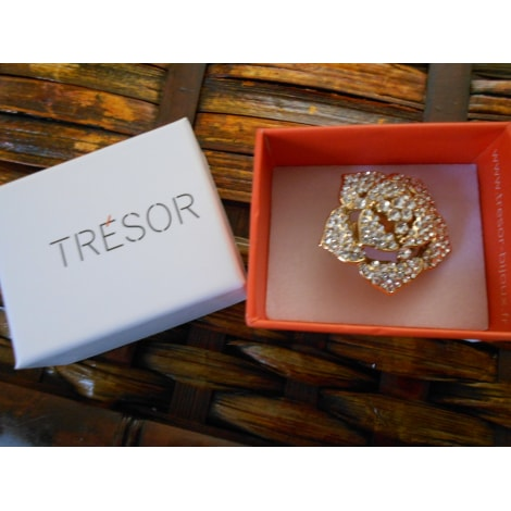 Bague TRÉSOR Doré, bronze, cuivre