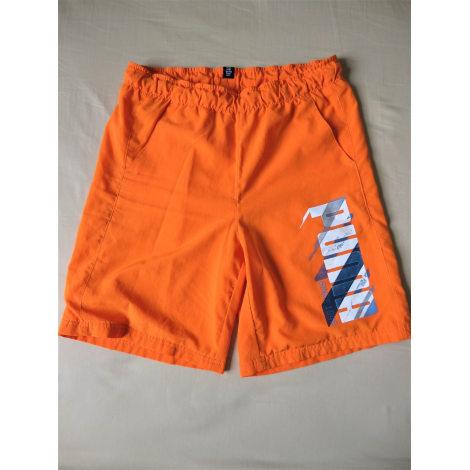 Short de bain PUMA Orange