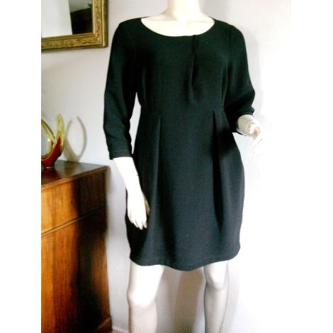 Robe tunique COTÉLAC Noir