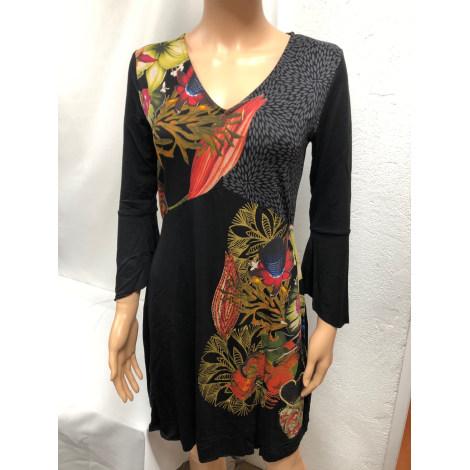 Robe courte DESIGUAL Multicouleur