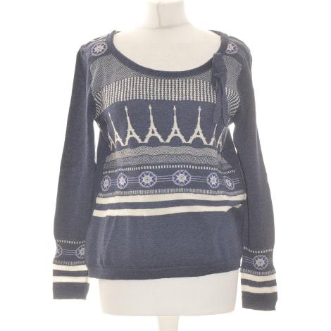 Pullover CHACOK Blau, marineblau, türkisblau
