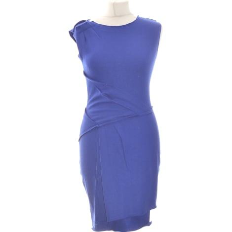 Mini-Kleid MAJE Blau, marineblau, türkisblau