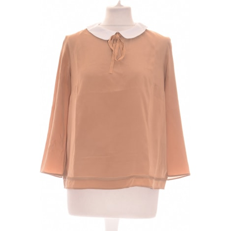 Tops, T-Shirt CLAUDIE PIERLOT Braun