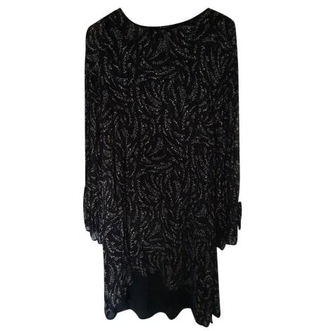 Robe mi-longue IKKS Noir
