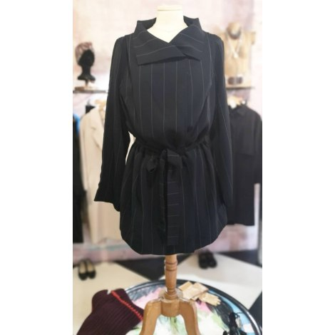 Blazer, veste tailleur MARINA RINALDI Noir
