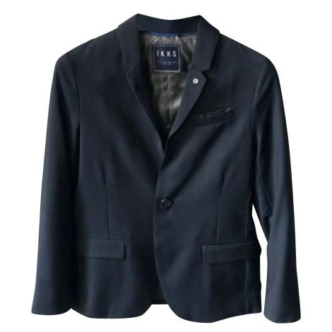 Pants Set, Outfit IKKS Bleu/gris