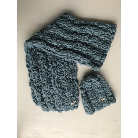 Echarpe LIU JO Bleu, bleu marine, bleu turquoise