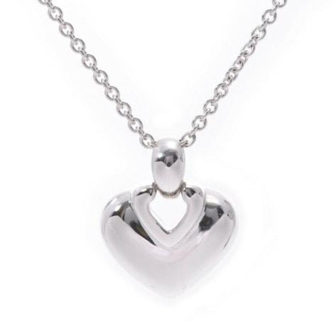 Necklace BULGARI Silver