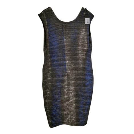 Robe courte GUESS Gris, anthracite