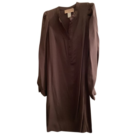 Robe longue VANESSA BRUNO Marron
