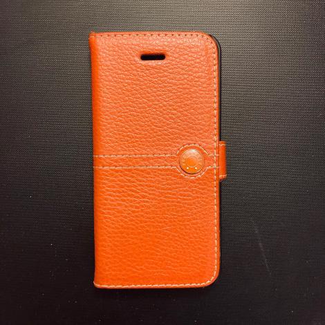 Etui iPhone  FAÇONNABLE Orange