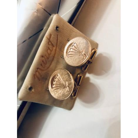Gemelli MURAT Dorato, bronzo, rame