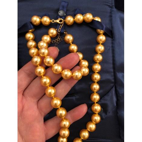 Parure bijoux NON SIGNÉ Doré, bronze, cuivre