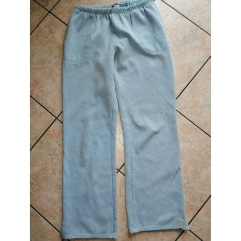 Pantalon de survêtement DOMYOS Bleu, bleu marine, bleu turquoise