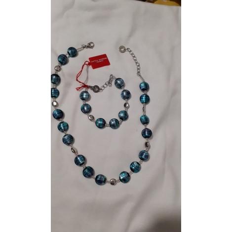 Collier ANTICA MURRINA Blau, marineblau, türkisblau